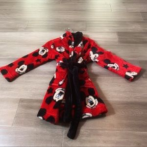 Toddler! Mickey Mouse Robe